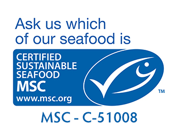 MSC Certified logo