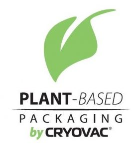 Plant-based Packaging - by Cryovac - logo