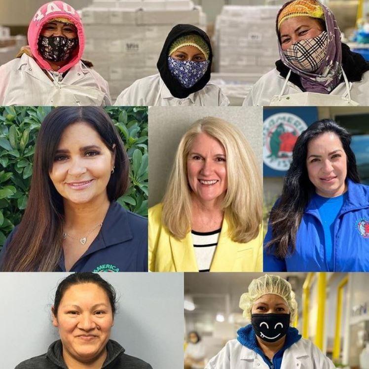 International Women's Day - Lusamerica